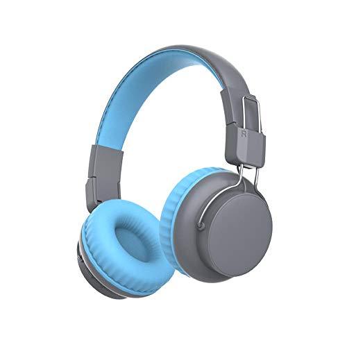 Beste draadloze hoofdtelefoons Hifi Audio Bluetooth On Ear-hoofdtelefoon Stereo Bass Subwoofer Headset met microfoon voor werkt met de meeste smartphones