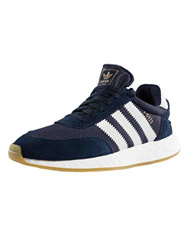 adidas adidas Iniki Runner, Herren Turnschuhe, Blau (Maruni/Ftwbla/Gum3 000), 38 2/3 EU