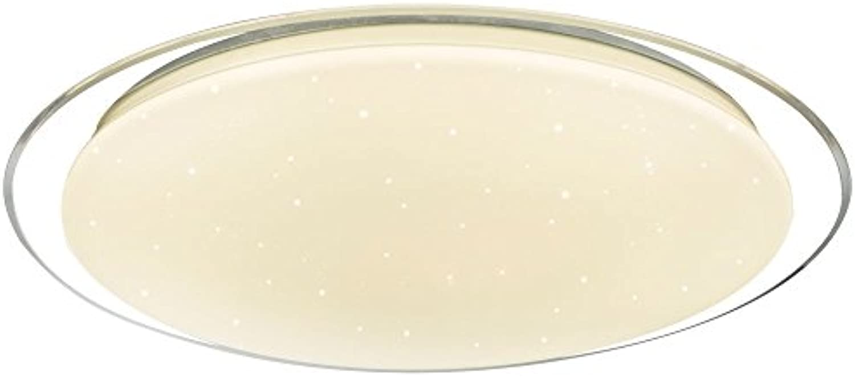 Luxus LED 24 W Decken Leuchte Dielen Sternen Himmel Effekt Strahler 3-Stufen Globo 41315-24