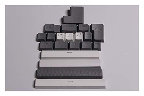 KeyCaps de bricolaje para teclados 20 casquillos de tecla de luz de...
