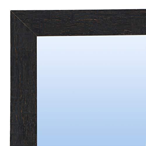 Espejo de Pared con Marco de Madera (Varios tamaños y Colores) Serie 2677-3 (120 x 80 cm)