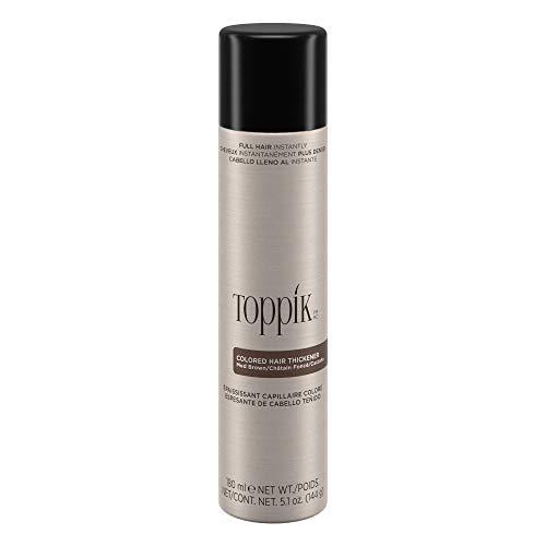 Toppik Spray Colorato Per Capelli (Tono Castano Medio) - 144 gr.