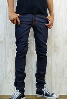 (ヌーディージーンズ)Nudie Jeans テープテッド TAPE TED ORG.BLACKBRIQUTTE レギュラー スキニー ジーンズ ジーパン Gパン デニム 38161-1272
