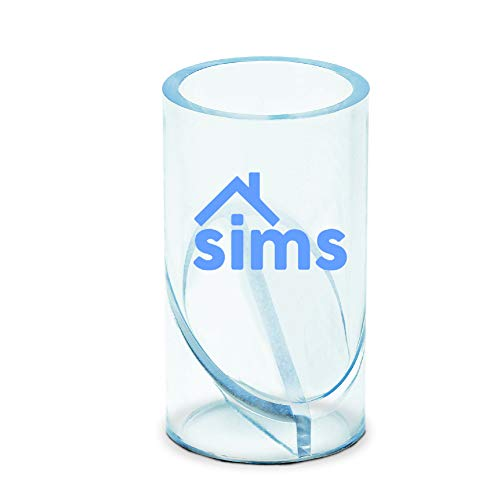 Sims Anti Choking Hazard Device for Kids, Home Safety Prevention and Protection Tube for Toys,...