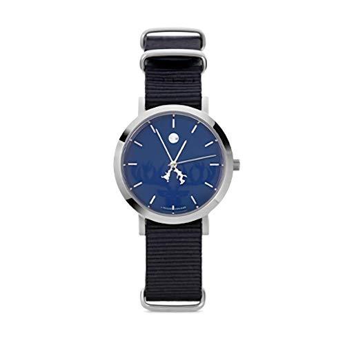 [ユートレジャー] U-TREASURE BEASTARS ビースターズ グッズ 腕時計 リストウォッチ ナイロンベルト メンズ レディース 男性 女性 ユニセックス ペア ウォッチ 誕生日 記念日 プレゼント ギフト