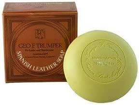 Geo F. Trumper Spanish Leather Bath Soap, 150g