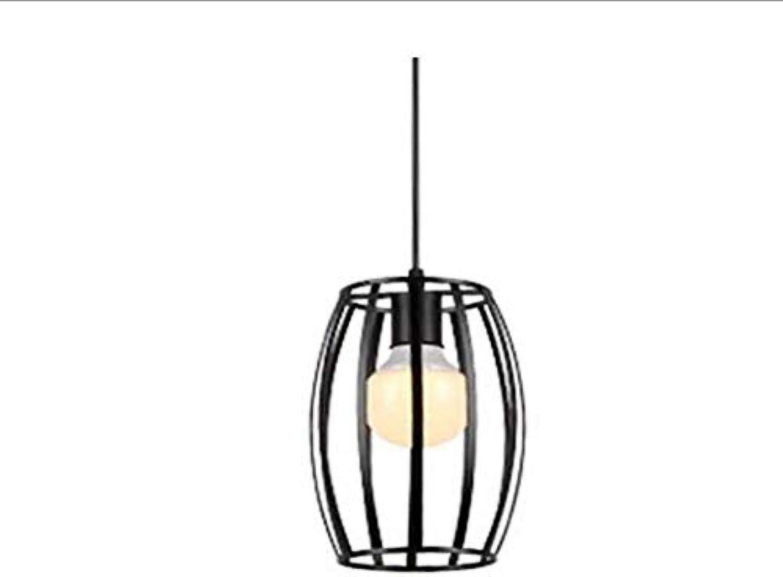 Moderner Kronleuchterretro Lichtwrought Eisen Wandleuchte Einfache Restaurant Single Head Chandeliernordic Schmiedeeisen Deckenleuchter