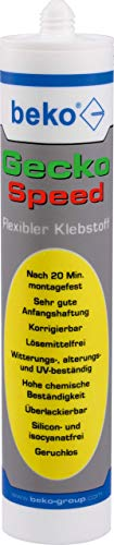 beko Gecko Speed 310 ml Flexibler Klebstoff 247 290 1