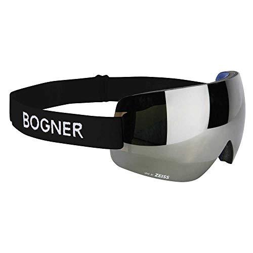 Skibrille Bogner Snow Shade in chrome black