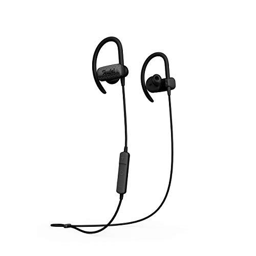 Teufel AIRY Sports Schwarz Bluetooth Kopfhörer Professioneller In-Ear-Sportkopfhörer Wasserdicht nach IPX7