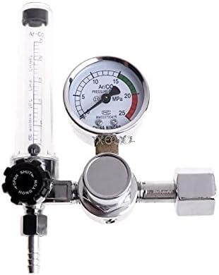 WFAANW Metal Welding Gas Argon Atlanta Mall Regulator Popular standard Flow Pressure CO2 Meter