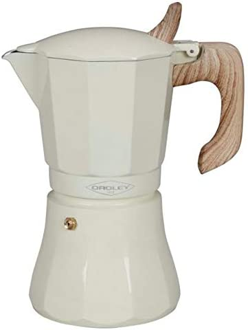 Max 90% OFF Oroley Petra Cream 9-Cup Coffee 1 Maker Great interest
