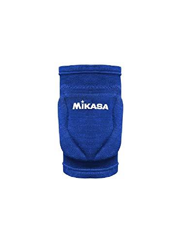 MIKASA Ginocchiere Pallavolo MT10 (M, Blue Royal)