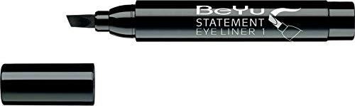 BeYu Augen Eyeliner Statement Eye Liner schwarz 3ml