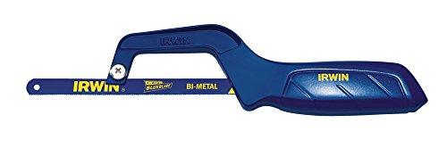 IRWIN 10504408 - Arco de sierra Mini, hoja de 10 pulgadas/250 mm