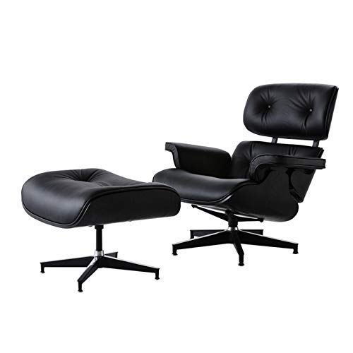 GIAO Leisure Recliner Chair Recliner Sofa Armchair PU Faux Leather Reclining Functions Lounge Chair