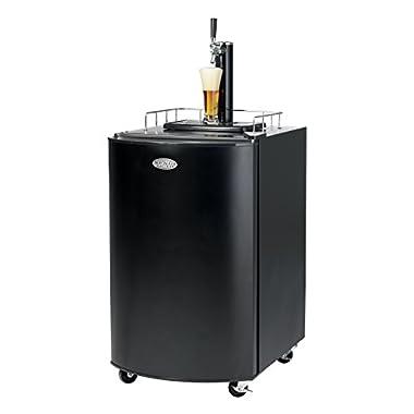 Nostalgia KRS2100 Full Size Kegorator Draft Beer Dispenser