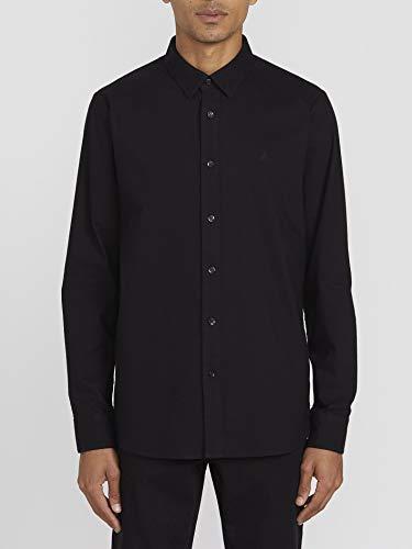 Volcom - Oxford Stretch - Chemise Homme - Noir - XL