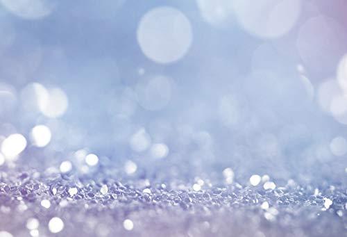 Fantasía Brillo Estrella Lunares luz Bokeh Boda cumpleaños Amor Fiesta bebé niño Foto Fondo fotografía telón de Fondo A15 7x5ft / 2.1x1.5m