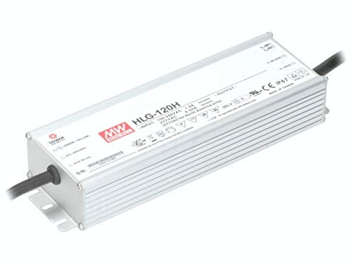 LED Driver Single Output Switching Power Supply 24 Volts, 120 W