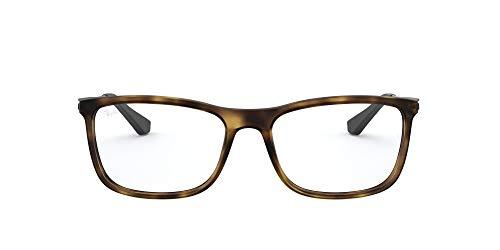 Ray-Ban Herren RX7029-5197-53 Brillengestell, Schwarz, 53