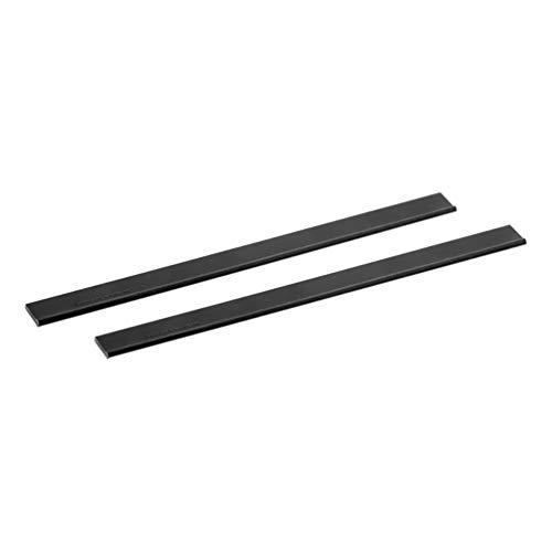 Kärcher WV 1 reservemesjes voor ramen, zwart