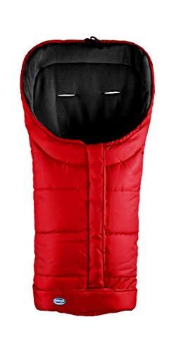 Urra 850-0000-02 voetenzak standaard groot, rood, 600 g