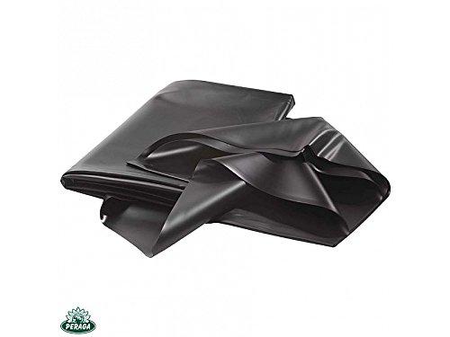 Telo per LAGHETTI 4X4 mq in PVC Nero Spessore 0,5MM