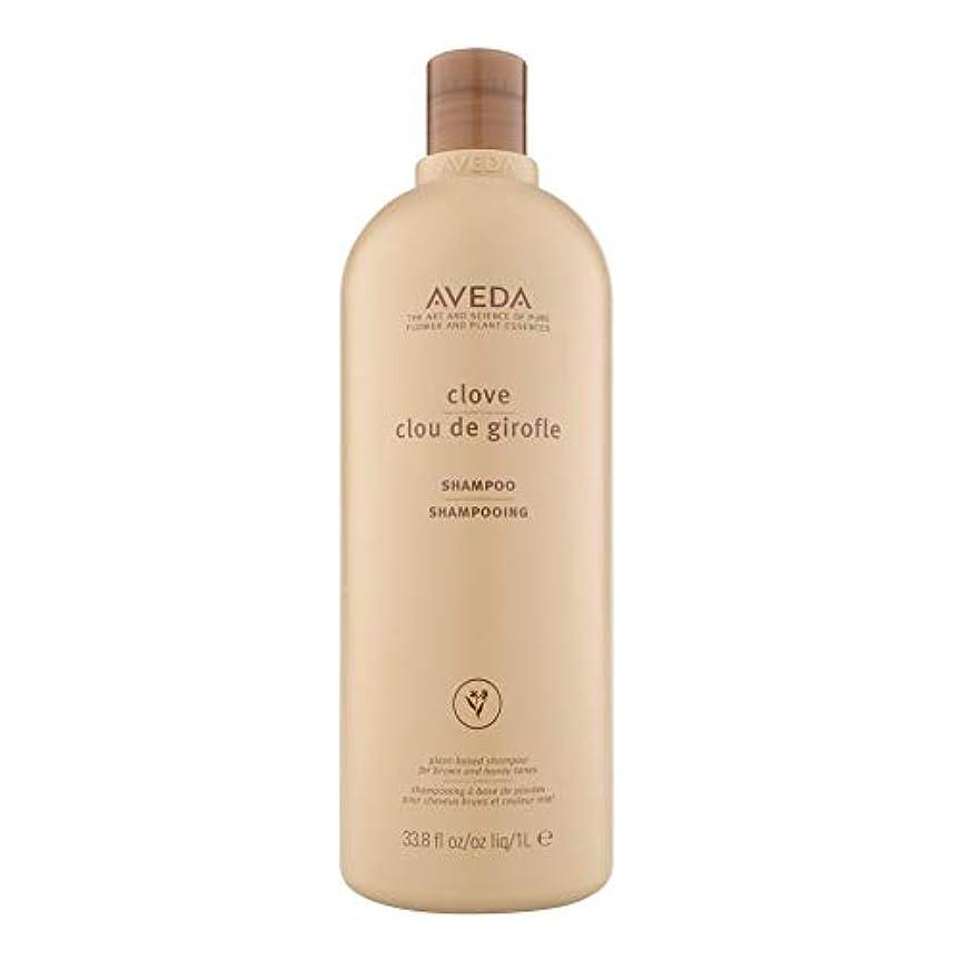 ゴミ海外でブランク[AVEDA ] アヴェダクローブシャンプー1リットル - Aveda Clove Shampoo 1L [並行輸入品]