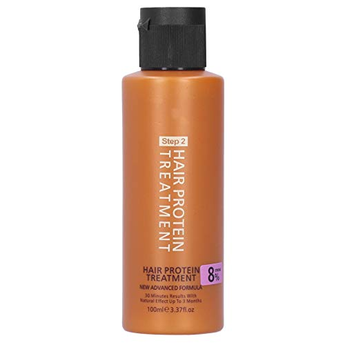 Acondicionador de queratina para cabello seco/quebradizo Hidrata y proporciona suavidad intensa Tratamiento proteico Anti frizz Acondicionador nutritivo para cabello Acondicionador para cabello