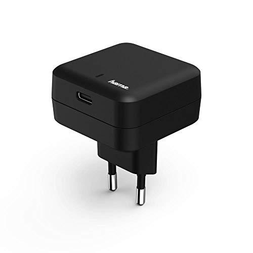 Hama 00178312 Ladegerät für Mobilgeräte Innenraum Schwarz - Ladegeräte für Mobilgeräte (Innenraum, AC, 3 A, Schwarz)