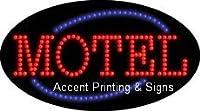 Motel Flashing &アニメーションLEDサイン( High Impact、エネルギー効率的な)