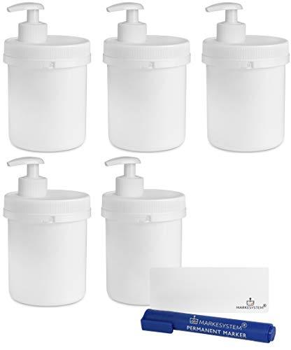Etiquetas Adhesivas Kraft Precinto para Botes Marca MARKESYSTEM