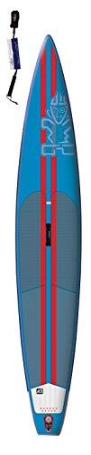 Starboard Astro RACER Deluxe 14'0 SUP Board inkl. SUPwave.de Coil-Leash aufblasbar iSUP...