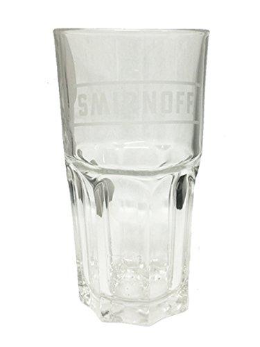 Smirnoff Gläser 6 Stück