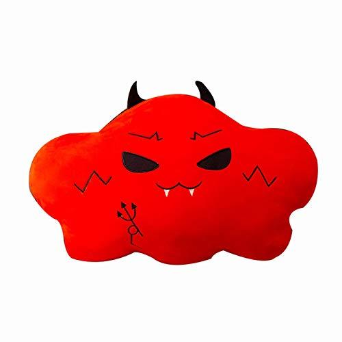 Umarmungskissen Yuan Ou Cartoon Mood Cloud Kissen Kissen Spielzeug Home Decor Auf Office Sofa Stühle Sitz Freunde TV Show Dekorative Schlaf Rot