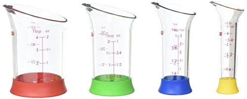 Oxo 4 Piece Mini Measuring Beaker Set 1263680