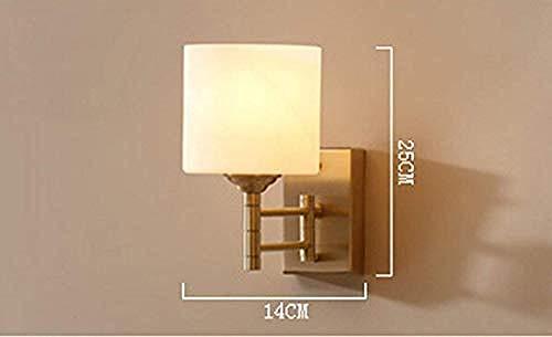 Lamp wandlamp wandlampen buitenlamp wandlamp retro/indoor/outdoor wandhouder Amerikaanse stijl landelijke stijl imitatie koper enkele kop wandlamp Europese sti