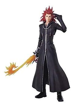 Square Enix Kingdom Hearts III  Axel Bring Arts Action Figure Multicolor