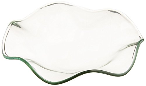 Small Replacement Glass Dish for Electric Lamps Oil and Tart Warmers