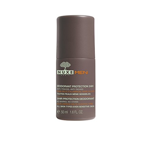 Nuxe Men - Desodorante Protection 24H (2 unidades de 50 ml)