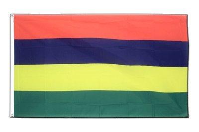 Mauritius Flagge, mauritische Fahne 60 x 90 cm, MaxFlags®