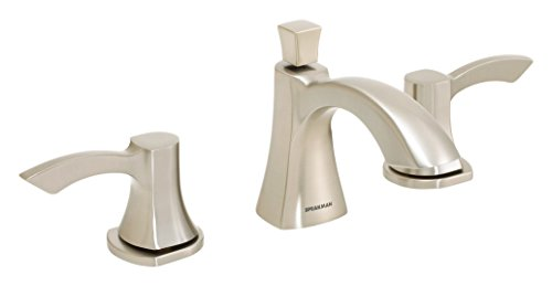 Speakman SB-1821-E-BN Tiber 8 in. Widespread Bathroom Faucet, Brushed Nickel