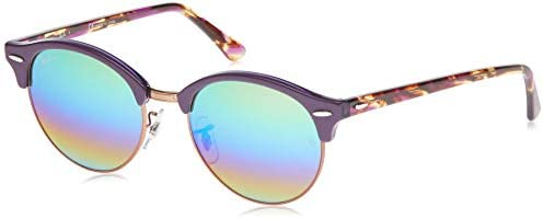 Ray-Ban Rb4246 Clubround Round Sunglasses