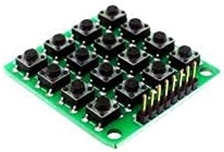 4x4 44 Matrix Keypad Keyboard Module 16 Botton mcu for Arduino atmel Stmap S1//2