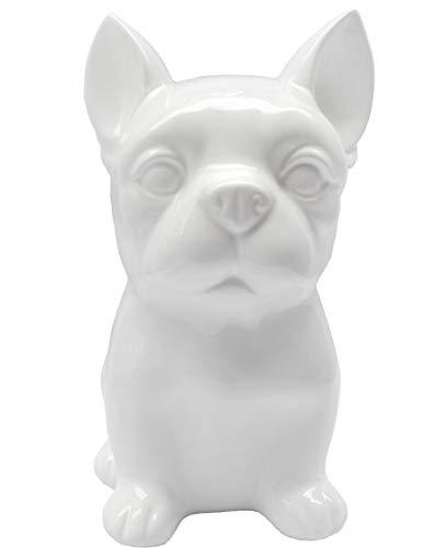 Home 9IN Ceramic Frenchie