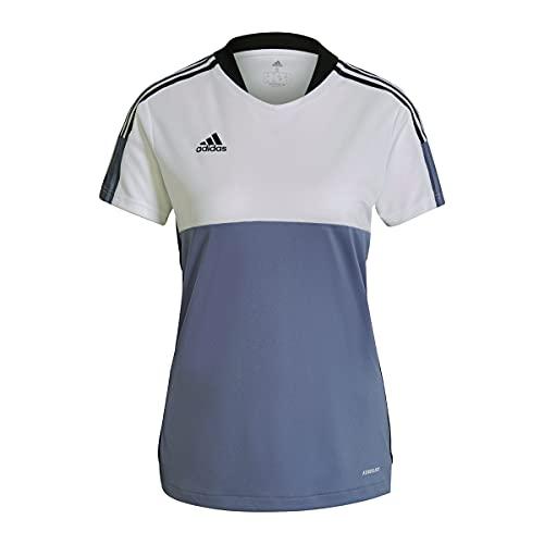 adidas Camiseta Marca Modelo Tiro JSY BL W