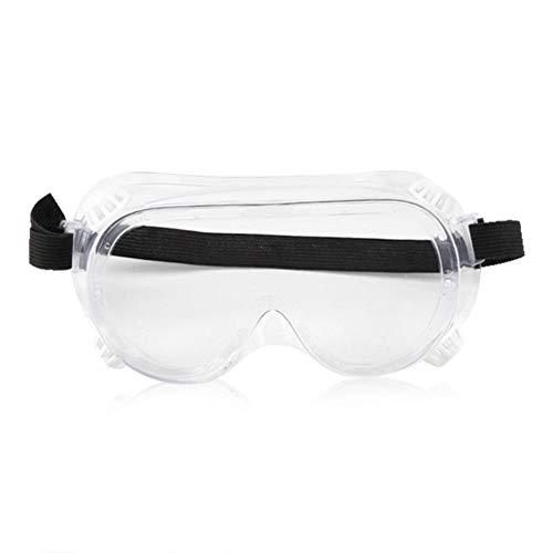 Veiligheidsbril Volledig gesloten oogbescherming Ademend laboratorium Stofdicht Glasloos voor dagelijks werkende oogbescherming