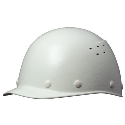 ミドリ安全 ヘルメット 一般作業用 熱場作業用 通気孔付 SC9FV RA KPなし ホワイト