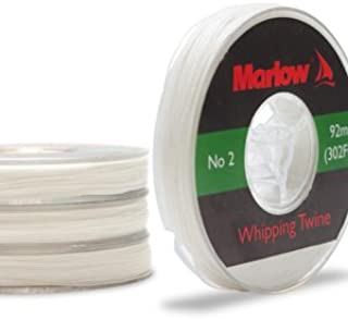 marlow whipping twine size